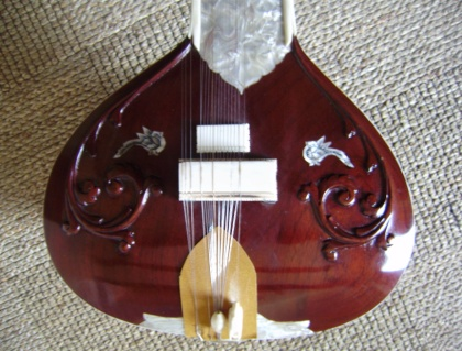 Grandhar Pancham Pro Nitai and Son,sitar,sitars,india
